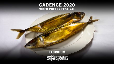 EXORDIUM at the Cadence 2020 Video Poetry Festival