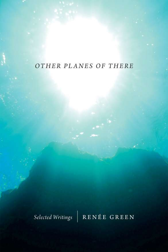Book cover, Renee Green publication, Other Planes of There