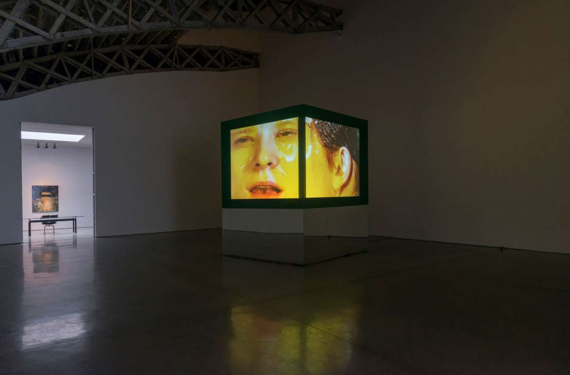 Imagination, dead imagine (video installation; 1991), Judith Barry. Photo by Adam Reich. Courtesy the artist and Mary Boone Gallery, New York. © Judith Barry