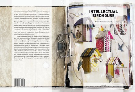 Intellectual Birdhouse edited by Ute Meta Bauer