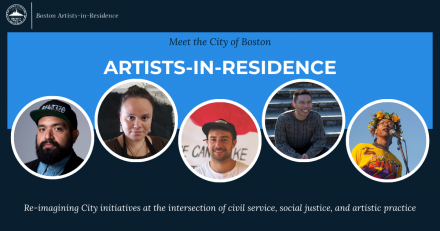 City of Boston Artists in Residence, 2020