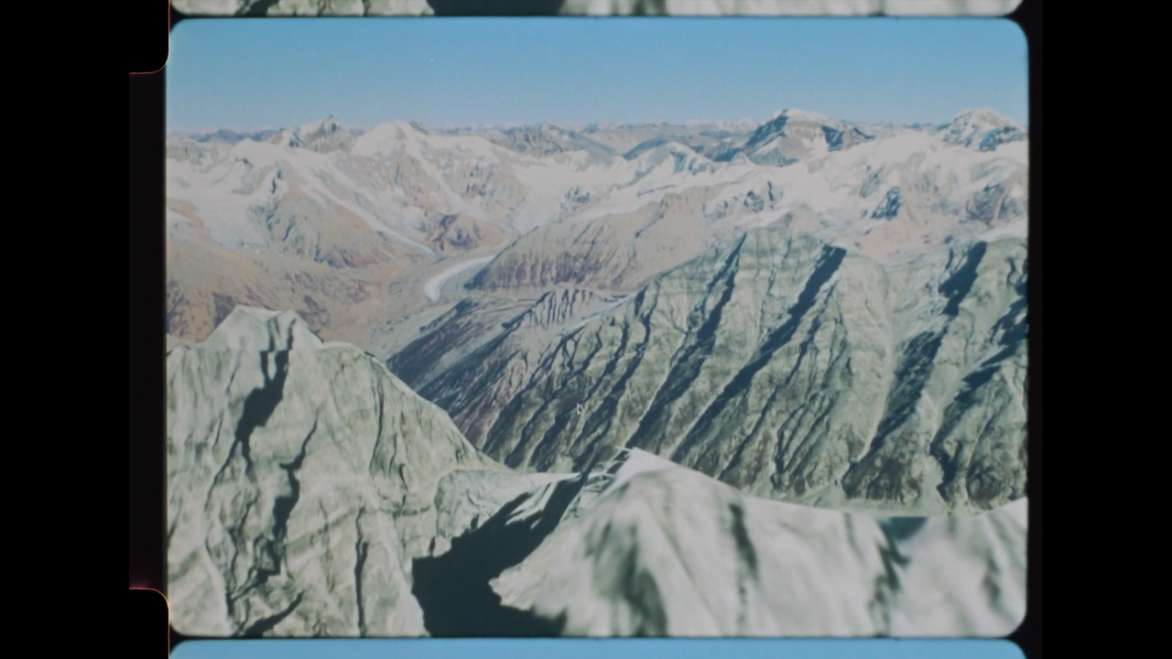 Suneil Sanzgiri, Stills from Letter From Your Far-Off Country, 16mm to 2k video, 2020, 17 mins.